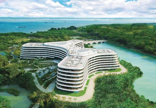 . Guangzhou Nansha Garden Hotel