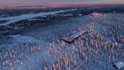 Juhannuskalliontie, 96400 Rovaniemi, Finland.