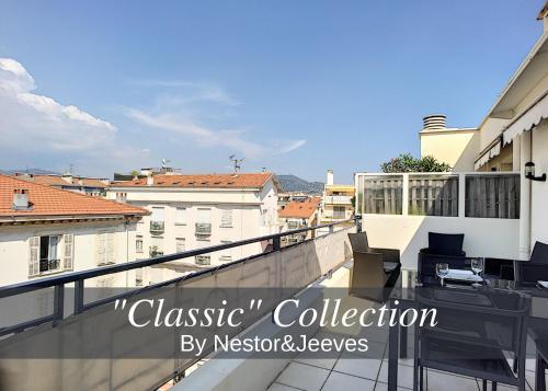 Nestor&Jeeves - MIAMI TERRACE - Central - Close sea - Top floor