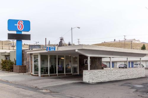 Motel 6 Butte   Historic City Center