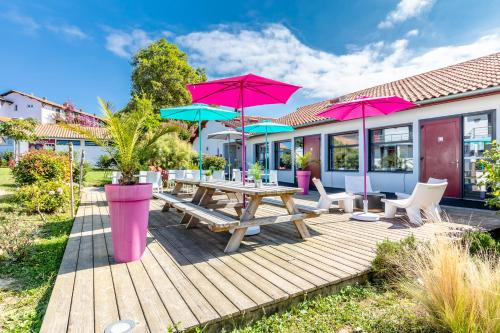 Hotel Bella Vista Guest Center Pays Basque 1