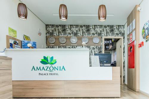 Foto de Amazônia Palace Hotel