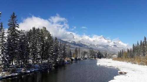 The Howling Wolf B&B - Canmore, AB T1W 2K5