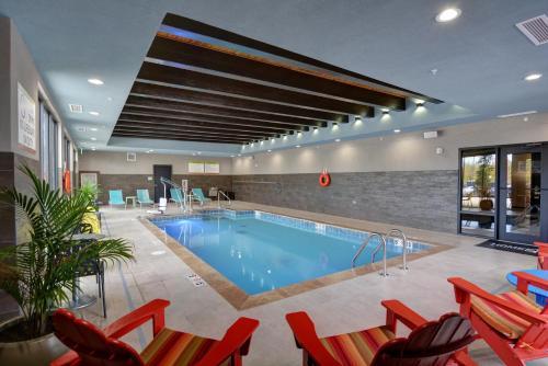 Home2 Suites By Hilton Okc Midwest City Tinker Afb - Oklahoma City, OK 73110