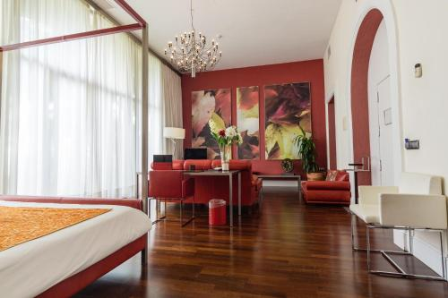Junior Suite Hotel Palacio Garvey 3