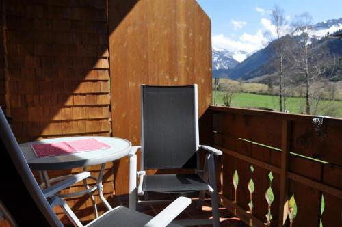 Haus Eckwiesen - Apartment - Oberjoch-Hindelang