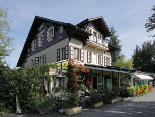 Hotel les Marronniers - Hôtel - Thonon-les-Bains