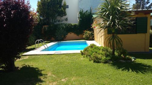 . Departamento EL CHULENGO, totalmente equipado con parque y piscina