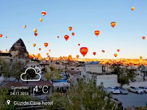 Goreme Guzide Cave Hotel fiyat
