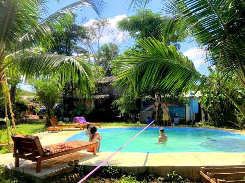 Slacklines Hostel Koh Lanta