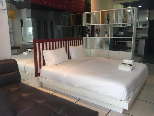 View Talay 6 Pattaya Beach Condominium by Honey Apartment - Deals