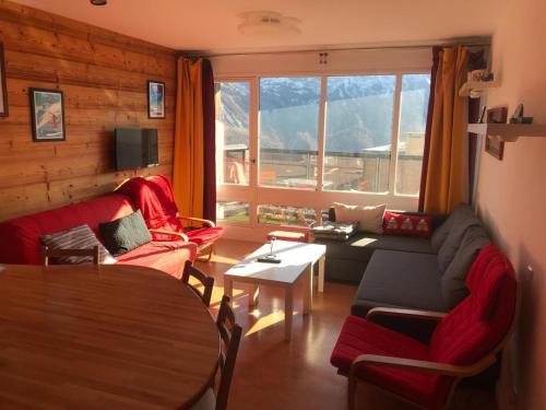 Appartement pied des pistes avec balcon & vue 6 personnes - Apartment - Orcières-Merlette