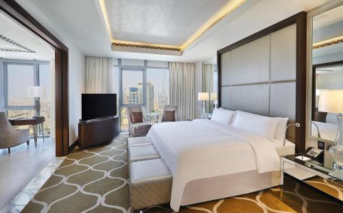 Hilton Dubai Al Habtoor City photo 48