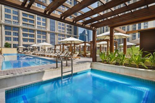 Hilton Dubai Al Habtoor City photo 50