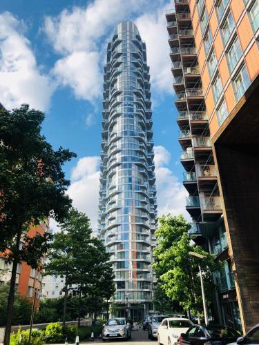 Luxurious Studio Apt, Canary Wharf