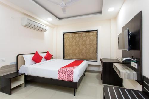 OYO 18440 Shri Ramkrishna Bagh salas fotos
