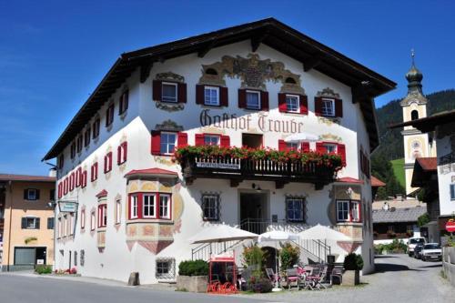 Hotel-overnachting met je hond in Gasthof Traube - Hopfgarten im Brixental