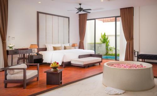 The Embassy Angkor Resort & Spa room photos