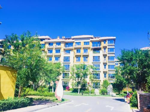 . Beijing Zhongzhou Zhengbei Villa Area Apartment