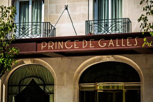 Prince de Galles, a Luxury Collection hotel, Paris photo 6