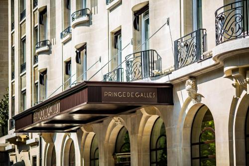 Prince de Galles, a Luxury Collection hotel, Paris impression
