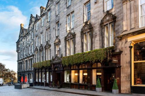 Fraser Suites Edinburgh impression