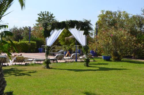 Les Jardins D Issil Bed Breakfast Marrakech In Morocco