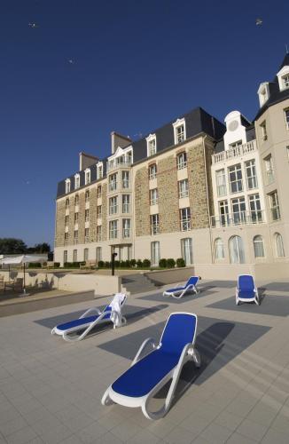 Residence Reine Marine - Hôtel - Saint-Malo