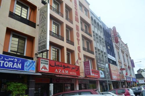 Azam Hotel, Kota Bharu