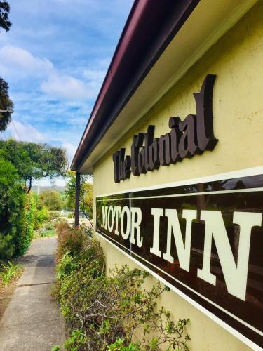 Фото отеля Colonial Motor Inn Pambula