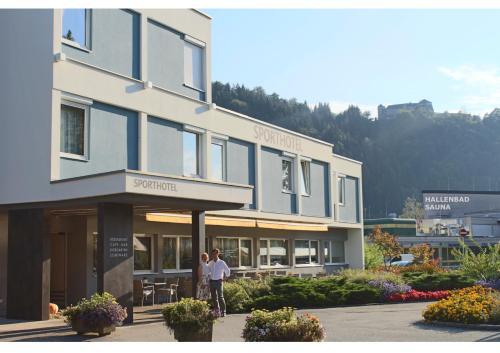 . Sporthotel Kapfenberg