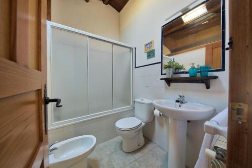 Habitación Doble Deluxe - 2 camas - Uso individual Casa Rural Piñeiro, de Vila Sen Vento 4