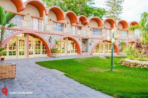 Motel King Mariout, Al-'Amriyah