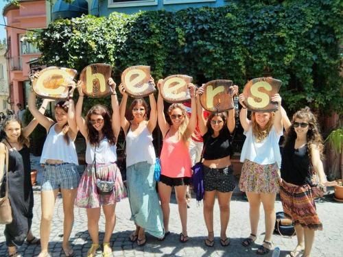 Istanbul Cheers Prive Hostel tek gece fiyat