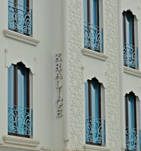 Istanbul KRALICE HOTEL odalar