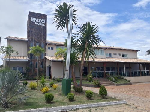 Foto de Enzo Hotel Restaurante e Lanchonete