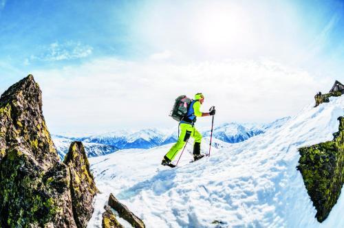 Фото отеля COOEE alpin Hotel Kitzbuheler Alpen