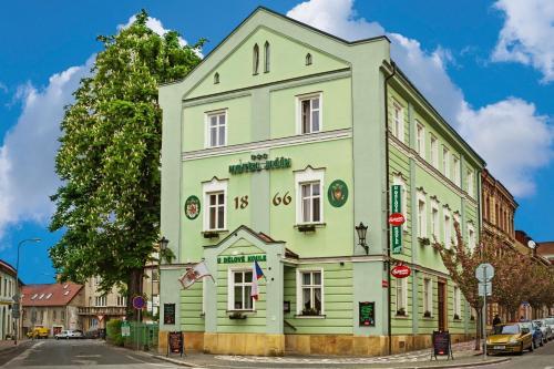 . Hotel Jičín Garni