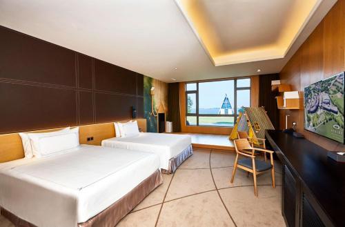 Tongli Lake View Hotel impression