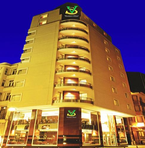 Istanbul SV Bussiness Hotel Taksim rooms