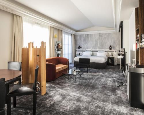 Hotel Les Bains Paris photo 31