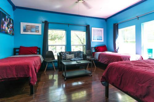 East Downtown Blue Dream - Houston, Texas