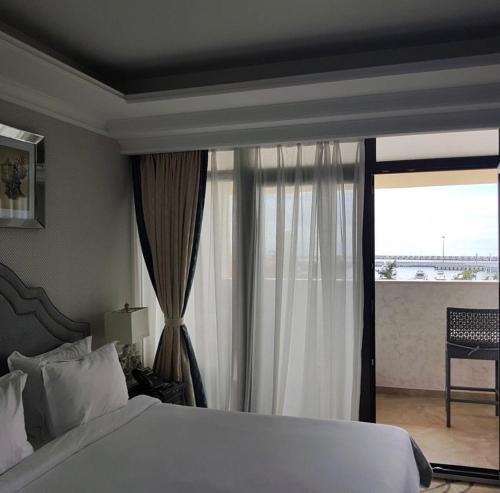 M.Y. Apart-Hotel Sochi Номер с кроватью размера