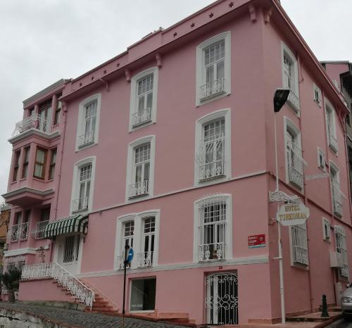 Istanbul Turkoman Hotel fiyat