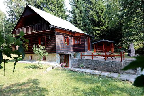 Accommodation in Deštné v Orlických horách