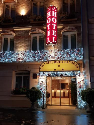 Hotel Champerret Elysees photo 67