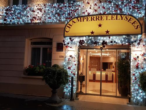 Hotel Champerret Elysees photo 68