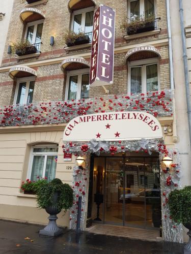 Hotel Champerret Elysees photo 70