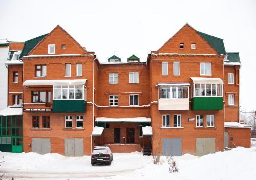 Apartments on Gagarina 128, Khanty-Mansiyskiy rayon