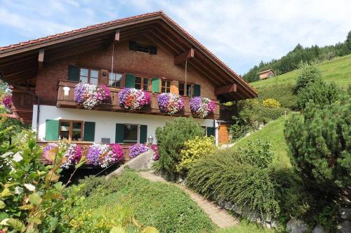 Gästehaus Dominik - Apartment - Oberjoch-Hindelang